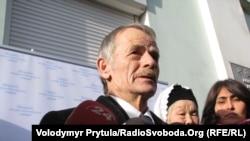 Лідер Меджлісу Мустафа Джемілєв