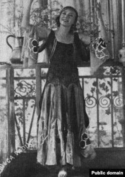Ольга Вадина