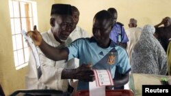 Predsjednički izbori u Nigeriji, 2015.