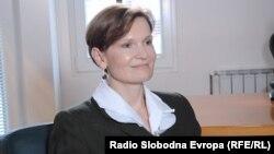Лилија Бурунчук, директор на канцеларијата на Светската Банка во Македонија.