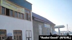 Tajikistan -- Sugd region market near the Tajik-Kyrgyz border, 08Nov2012