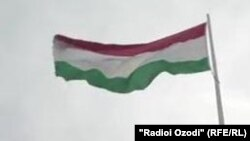 Сьцяг Таджыкістана