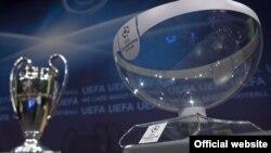 UEFA Çempionlar Liqasının kuboku