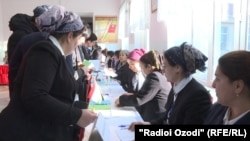 Интихоботи порлумонӣ дар Тоҷикистон. 1-уми марти 2020