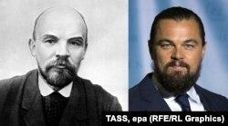 Lenin, DiCaprio