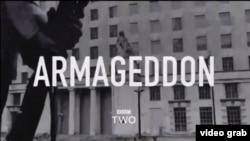 Кадр з фільму-шоу «Третя світова війна: в командному пункті» (World War Three: Inside The War Room)