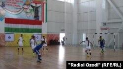 Сабқати мини-футбол байни ниҳодҳои қудратӣ