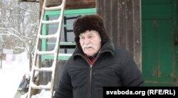 Старэйшына вёскі Аляксандар Краменскі