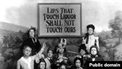 АКШда 1920-жылдын 16-январында спирт ичимдиктерин өндүрүү жана сатууга тыюу салынган.
