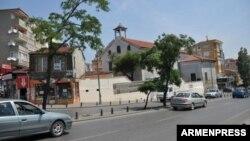 Թուրքիա - Սուրբ Նշան հայկական եկեղեցին Ստամբուլում, 19-ը հունիսի, 2015թ.