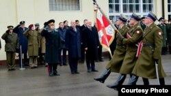 Министры на встрече в польском городе Люблин