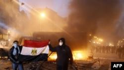 Акции протеста в Египте