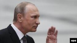 Ресей президенті Владимир Путин. Мәскеу, 16 сәуір 2015 жыл.