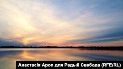 ФОТА ДНЯ. Анастасія Арол, Браслаўскя азёры, 2014