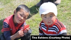 More than 15 percent of Kyrgyz children experience stunted growth related to undernutrition.
