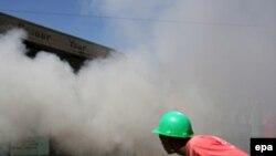 انفجار در کنیا بیش از صد کشته برجای گذشت.