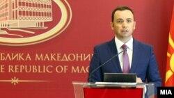 Варвициотис во писмото до вицепремиерот Бујар Османи вели дека Договорот од Преспа е императив