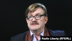 Журналист Евгений Киселев.