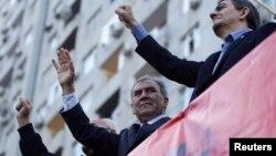 İsa Qəmbər, Cəmil Həsənli və Əli Kərimli