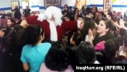 من مهرجان أطفال الجالية العراقية في ولاية ميشيغان الأميركية