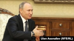 Орусия президенти Владимир Путин