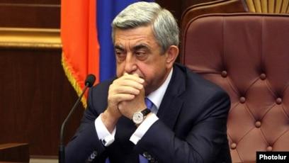 Այսօր մեկնարկում է Սերժ Սարգսյանի և ...