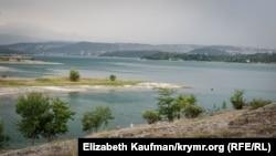 Сімферопольське водосховище, ілюстративний фото