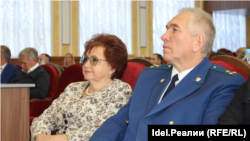 Рамил Гарифуллин (справа)