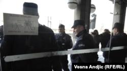 Palata pravde u Beogradu pred izricanje presude za ubistvo Brisa Tatona