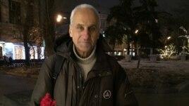 Russian opposition activist Vladimir Ionov