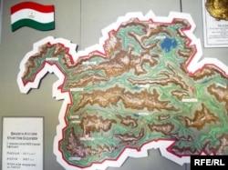 Нақшаи вилояти Бадахшон