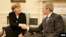 Новый канцлер вспомнила о старых союзниках