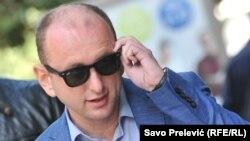 Милан Кнежевич, лидер Демфронта Черногории