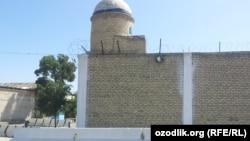 Тюрьма в Узбекистане
