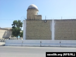 Өзбекстанның Бұхара облысындағы Отбозор түрмесі.