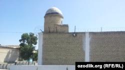 Тюрьма Атбасар в Бухарской области Узбекистана.