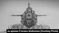 Серия графики Степана Шоболова, Иркутск
