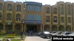 ساختمان مرکزی شهرداری برازجان