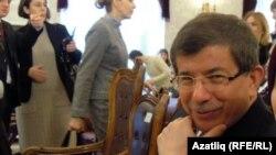 Ахмет Давутоглу.