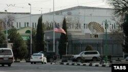 ABŞ-nyň Türkmenistandaky ilçihanasy, Aşgabat