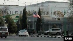 Посольство США в Ашхабаде