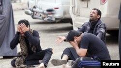 В Ираке оплакивают жертв взрывов