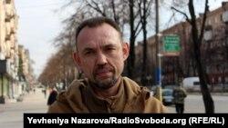 Андрій Хімічев, учасник бойових дій