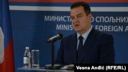 Ministri i Jashtëm serb, Ivica Daçiq