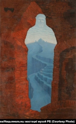 Я. Драздовіч. Кампазыцыя. 1933 год