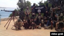 There are various estimates as to how many Tajiks are fighting with Islamic State in Syria and Iraq. (file photo)