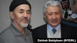 Азимжан Аскаров жана акыйкатчы Турсунбек Акун