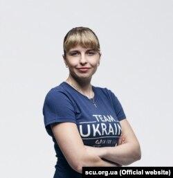 Наталья Мартюхина (Источник: Спортивный комитет Украины)