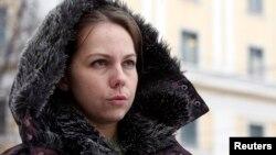 Сестра Надії Савченко Віра