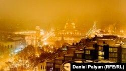 Երեկոյան Երևան, դեկտեմբեր, 2016թ.